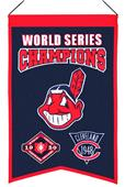 Winning Streak MLB Indians Champs Banner