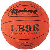 Markwort Women's/Youth Rubber Basketballs