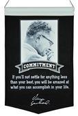 Winning Streak Lombardi Commitment Banner