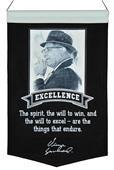 Winning Streak Lombardi Excellence Banner