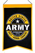 Winning Streak US ARMY Badge Banner