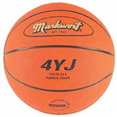 Markwort Youth Kids Size 4 Rubber Basketballs
