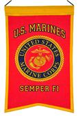Winning Streak US Marine Corps Nations Banner