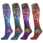 Nouvella Astrological Sublimated Trouser Sock