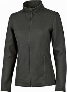 Charles River Women's Heritage Rib Knit Jacket