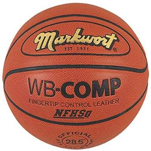 Markwort NFHS Women&#39;s Composite Basketballs