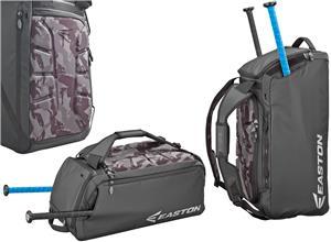 Easton Hybrid Backpack Duffle Baseball Bag