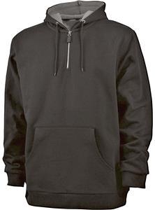 Charles River Mens Tradesman 1/4 Zip Sweatshirt