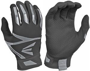 Easton Z10 Hyperskin Baseball Batting Gloves