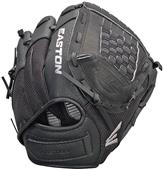 Easton Z-Flex Youth Utility Black Baseball Glove