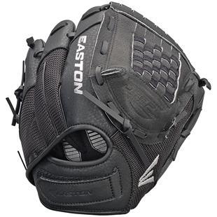 Easton Z-Flex Youth Utility Black Baseball Glove