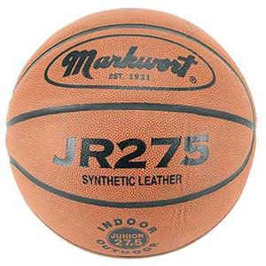 Markwort Synthetic Leather Junior Size Basketballs