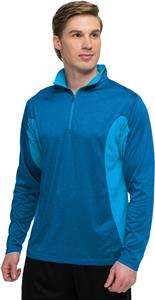 TRI MOUNTAIN Mens Sprinter 1/4-Zip Pullover Jacket