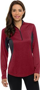 TRI MOUNTAIN Lady Sprinter 1/4 Zip Pullover