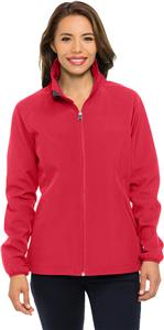 TRI MOUNTAIN Lady Vital Bonded Soft Shell Jacket