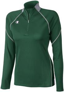 Champion Womens Sprint 1/4 Zip Jacket