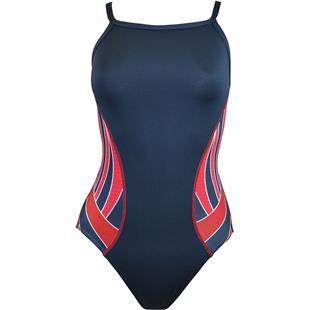 Adoretex Womens Side Wings Thin Strap Swimwear