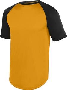 Augusta Wicking Short Sleeve Baseball Jersey