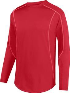 Augusta Sportswear Edge Baseball Pullover