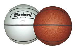 Markwort Autograph Basketballs