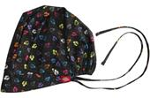 Dickies Unisex Adjustable Bouffant Scrub Hats