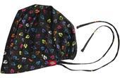 Dickies Unisex Adjustable Bouffant Scrub Hats