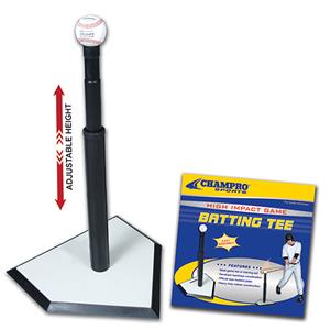 Champro High Impact Game Baseball Batting Tee B065