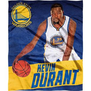 Northwest NBA Kevin Durant HD Silk Touch Throw