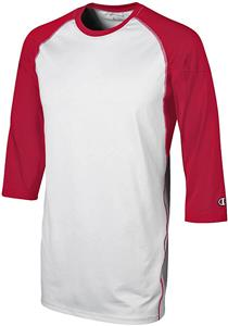 Champion Adult Youth 3/4 Baseball T-Shirt