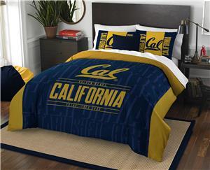 Northwest UC Berkeley Full/Queen Comforter & Shams