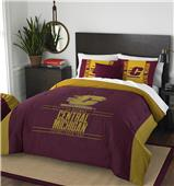 Northwest CMU Full/Queen Comforter & Shams