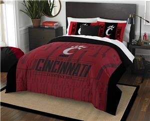 Northwest Cincinnati Full/Queen Comforter & Shams