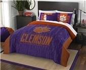 Northwest Clemson Full/Queen Comforter & Shams