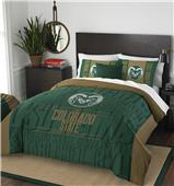 Northwest Colorado St Full/Queen Comforter & Shams