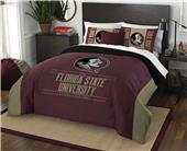 Northwest Florida St. Full/Queen Comforter & Shams