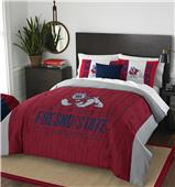 Northwest Fresno St. Full/Queen Comforter & Shams