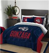 Northwest Gonzaga Full/Queen Comforter & Shams