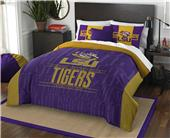 Northwest LSU Full/Queen Comforter & Shams
