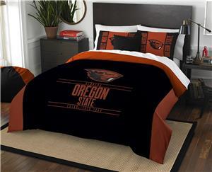 Northwest Oregon State Full/Queen Comforter & Sham