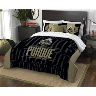 Northwest Purdue Full/Queen Comforter & Sham