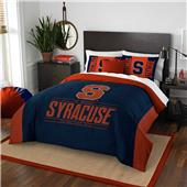 Northwest Syracuse Full/Queen Comforter & Shams