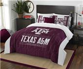 Northwest Texas A&M Full/Queen Comforter & Shams