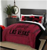 Northwest UNLV Full/Queen Comforter & Shams