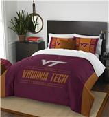 Northwest Virginia Tech Full/Queen Comforter/Shams