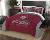 Northwest Washington St Full/Queen Comforter/Shams
