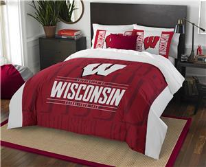 Northwest Wisconsin Full/Queen Comforter & Shams