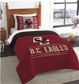 Northwest Boston College Twin Comforter & Sham