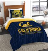 Northwest Cal Berkeley Twin Comforter & Sham