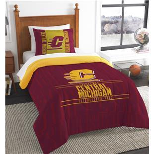 Northwest Central Michigan Twin Comforter & Sham