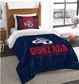 Northwest Gonzaga Twin Comforter & Sham